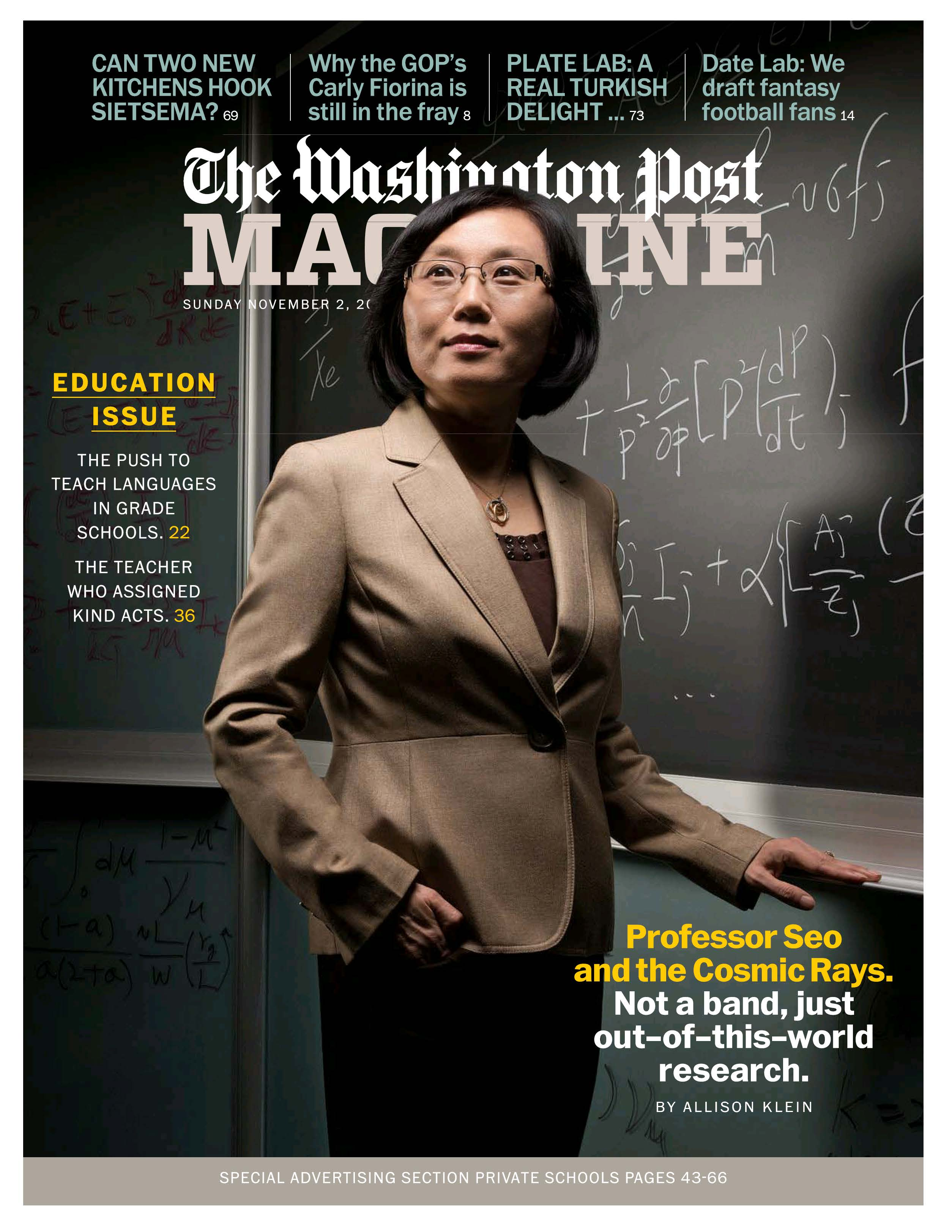 WashingtonPostMagazine cover20141031